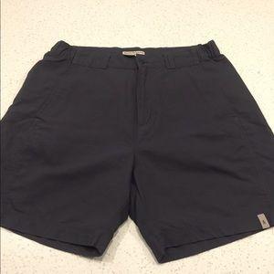 Women's Dark Gray Shorts 8 outdoor travel